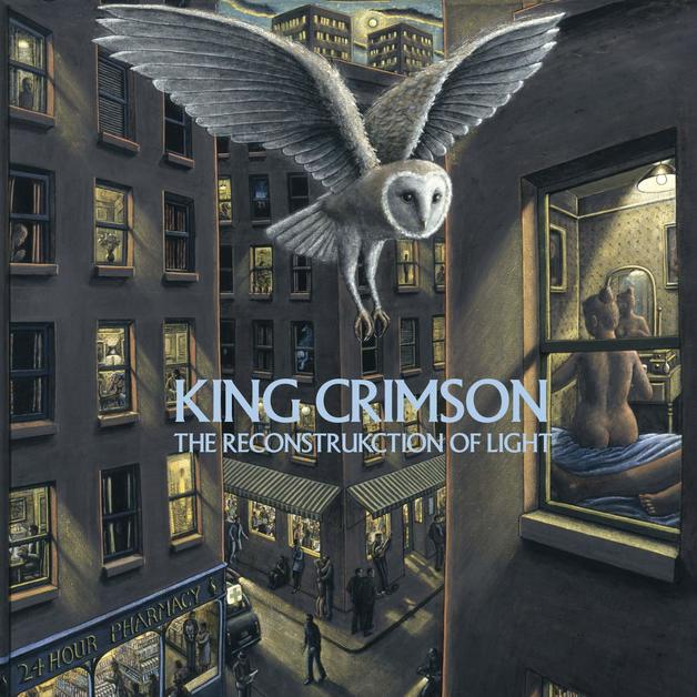 The ReconstruKction of Light by King Crimson