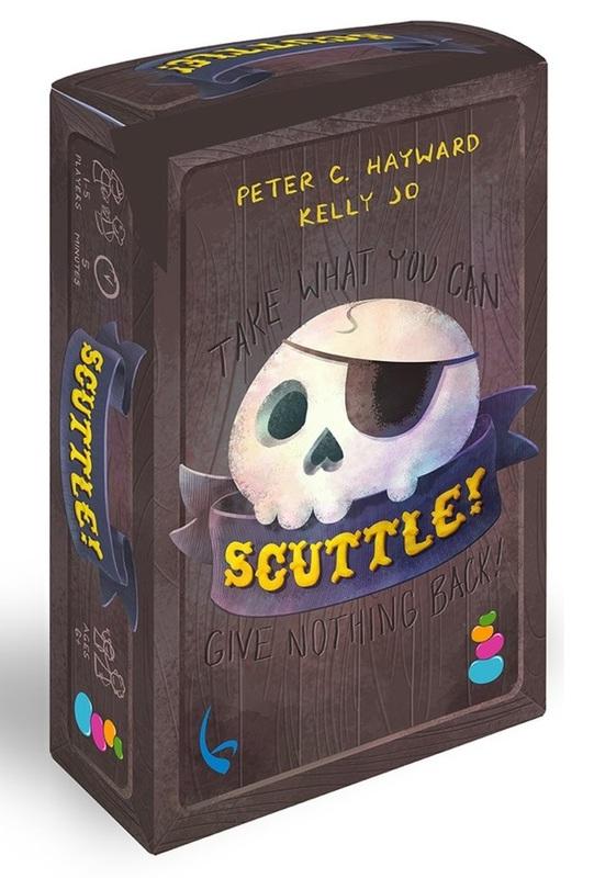 Scuttle! - Card Game