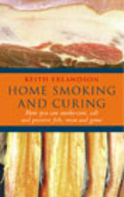Home Smoking and Curing by Keith Erlandson image
