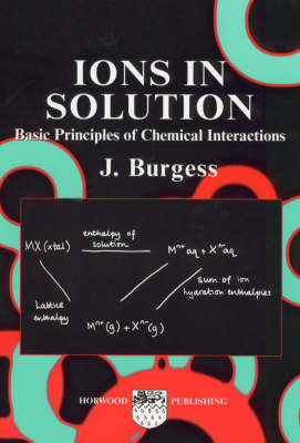 Ions in Solution by John Burgess image