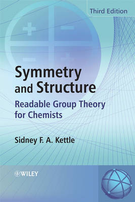 Symmetry and Structure by Sydney F.A. Kettle image