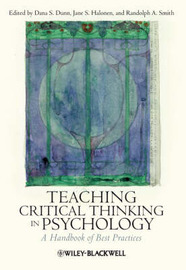 Teaching Critical Thinking in Psychology image