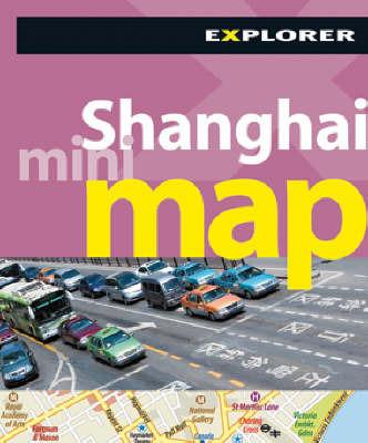 Shanghai Mini Map Explorer