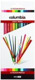 Columbia Colour Sketch Round Colour Pencils Full Pkt12