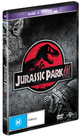 Jurassic Park 3 on DVD image