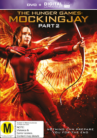 The Hunger Games: Mockingjay - Part 2 DVD