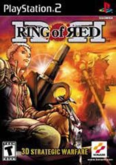 Ring Of Red for PS2