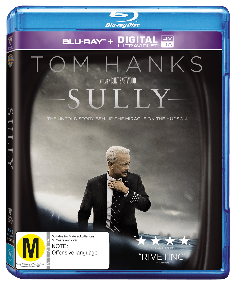 Sully on Blu-ray image