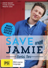 Save With Jamie Series 2 (2DVD) on DVD