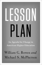 Lesson Plan by William G. Bowen