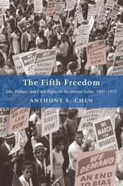 The Fifth Freedom by Anthony S. Chen image