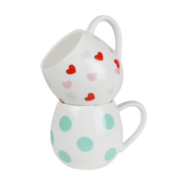 Robert Gordon: Mini Hug Me Mugs (Dots)