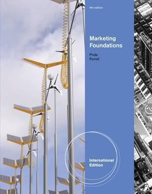 Marketing Foundations by O.C. Ferrell image