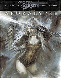 Malefic Time: Apocalypse Volume 1 by Luis Royo