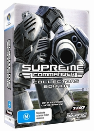 Supreme Commander Collector's Edition for PC Games image