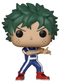 My Hero Academia - Deku (Training Ver.) Pop! Vinyl Figure image