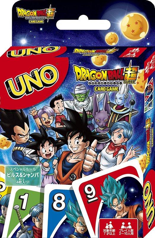 Uno - Dragon Ball Super - Card Game