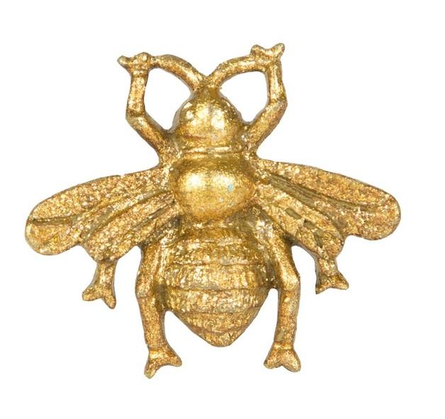 Sass & Belle: Golden Bee - Vintage Drawer Knob