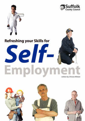 Refreshing Your Skills for Self-Employment by Chrissie Minton image