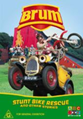 Brum - Stunt Bike Rescue & Other Stories on DVD