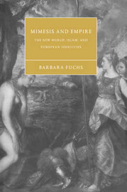 Cambridge Studies in Renaissance Literature and Culture: Series Number 40 by Barbara Fucha image