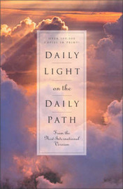 Daily Light on the Daily Path: From the New International Version by Zondervan Publishing image