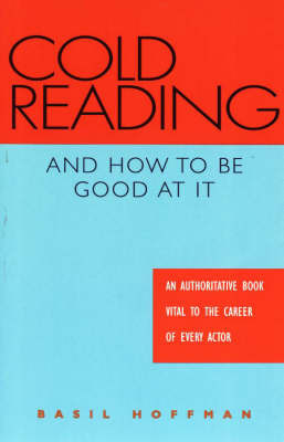 Cold Reading: And How to be Good at it by Basil Hoffman image