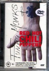 Red Hot Chili Peppers - Funky Monks on DVD
