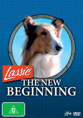 Lassie: The New Beginning on DVD