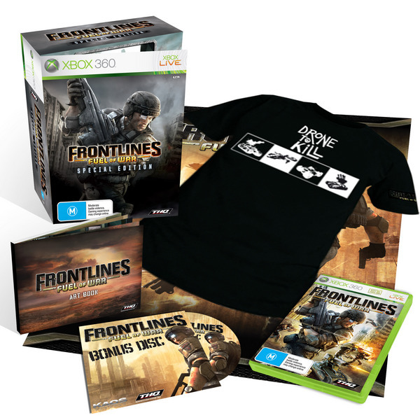 Frontlines: Fuel of War Limited Collector's Edition for Xbox 360