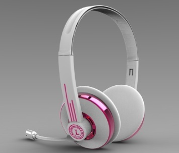Havit Light-Weight Headset - Pink