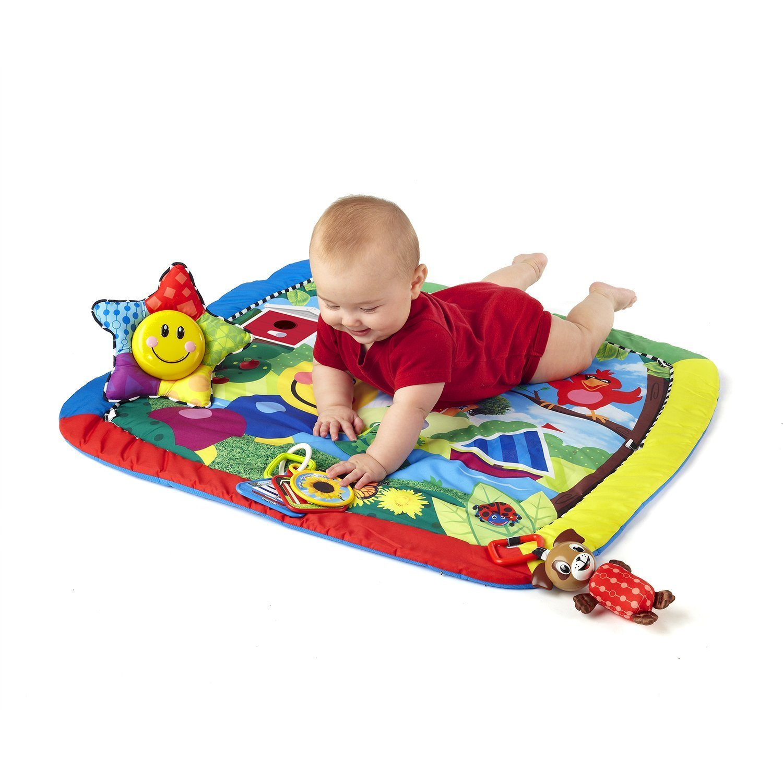 Buy baby einstein caterpillar friends play gym at mighty