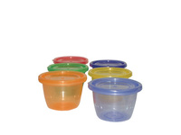 Dreambaby Disposable/Reusable Snack Cups (6pk) image