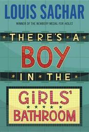 There's a Boy in the Girls' Bathroom by Louis Sachar image
