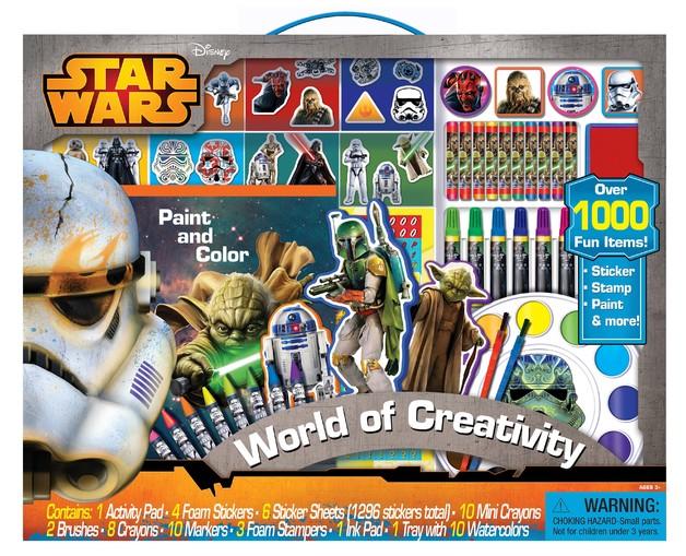 Star Wars - Sticker Collection Set