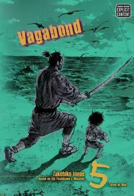 Vagabond, Volume 5: Glimmering Waves (VIZBIG Edition) by Takehiko Inoue