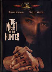 The Night Of The Hunter on DVD