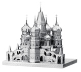 Metal Earth ICONX: Saint Basil's Cathedral - Model Kit