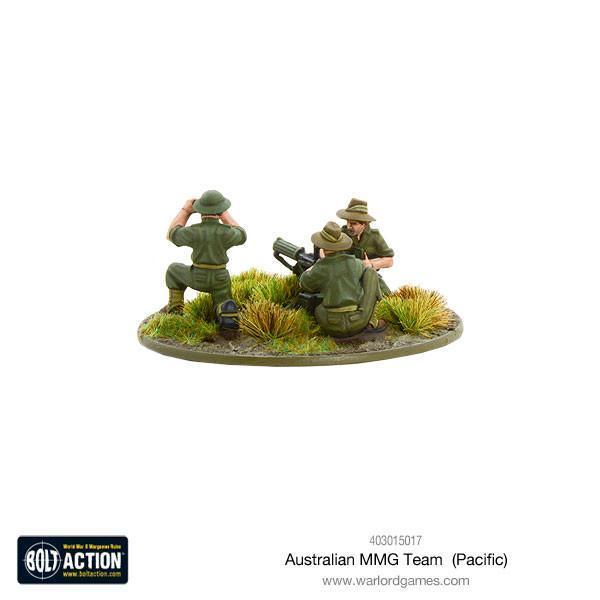 Australian MMG Team (Pacific) image