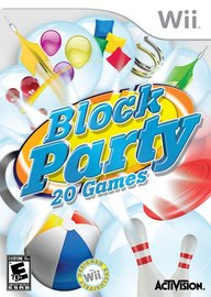 Block Party for Nintendo Wii image