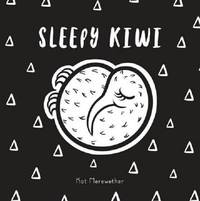 Sleepy Kiwi by Katherine Q. Merewether
