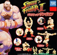 Street Fighter II: Desktop Zangief (Blind Box)