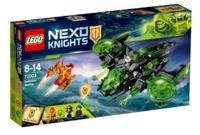LEGO Nexo Knights: Berserker Bomber (72003)