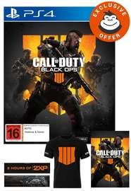 Call of Duty: Black Ops IIII Supply Pack Edition for PS4