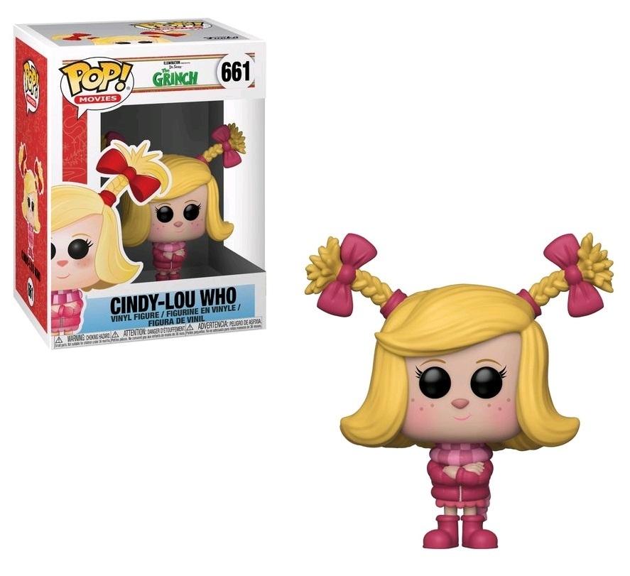 The Grinch (2018) - Cindy-Lou Who Pop! Vinyl Figure image