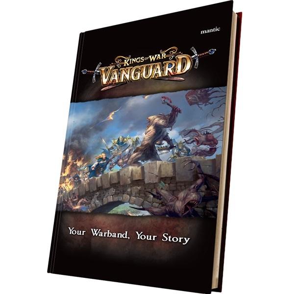 Kings of War Vanguard Rulebook