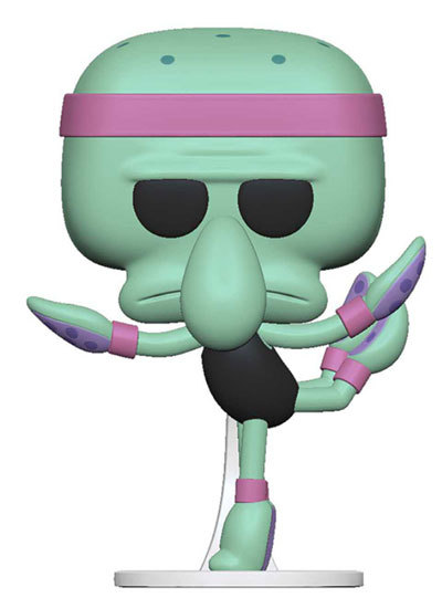 Spongebob Squarepants - Squidward (Ballerina ver.) Pop! Vinyl Figure image
