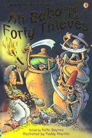 Ali Baba and the Forty Thieves by Katie Daynes image