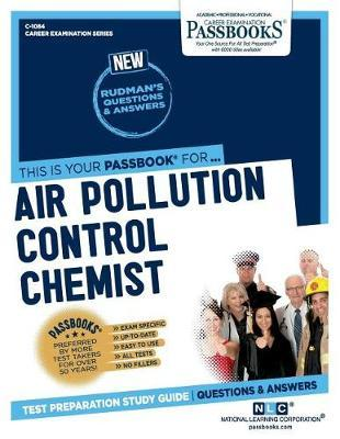 Air Pollution Control Chemist by National Learning Corporation