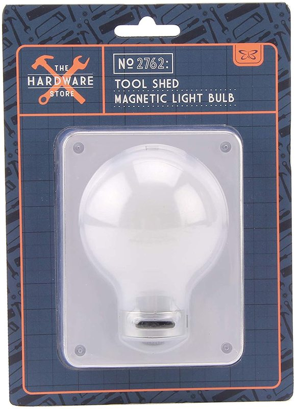 The Hardware Store: Tool Shed - Magnetic Light Bulb